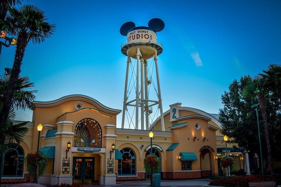 successful Walt Disney