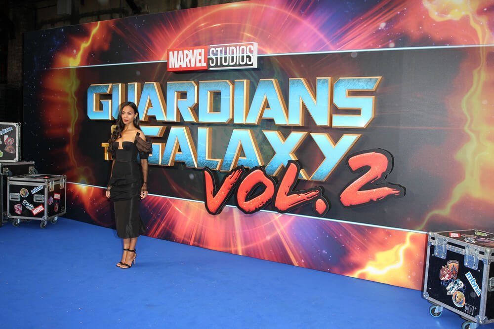 zoe saldana guardians of the galaxy