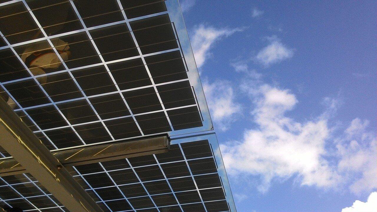DC Two bitcoin mining farm solar energy