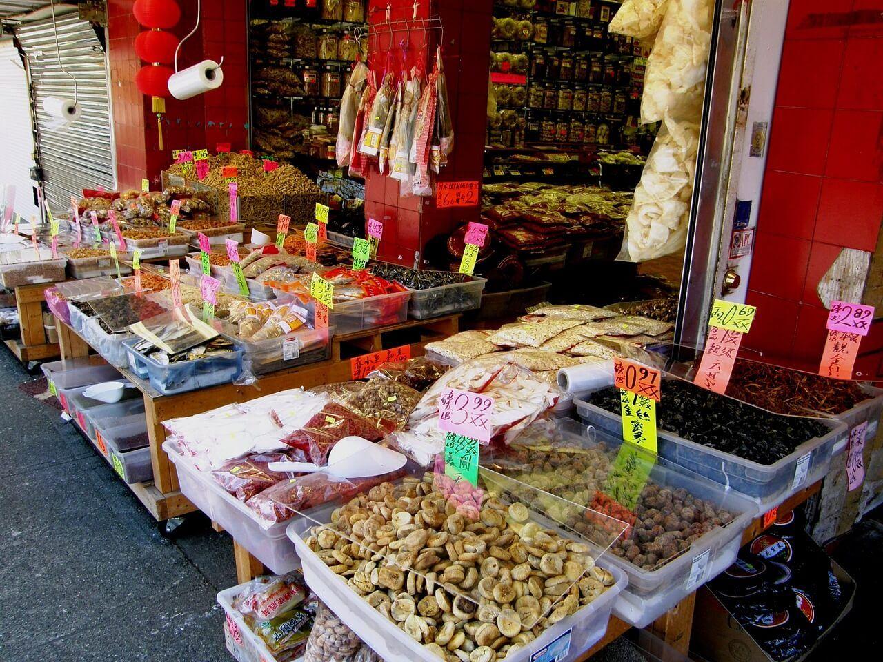 Chinese goods