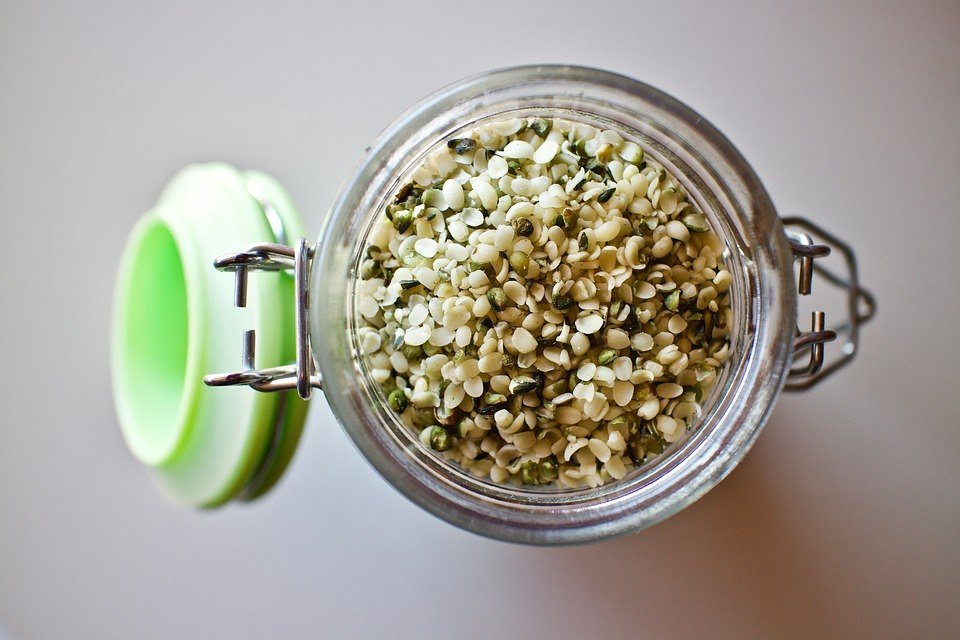 hemp seed for cosmetics