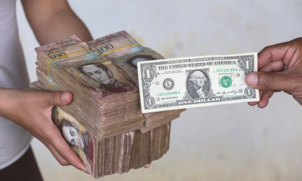 venezuelan currency and usd