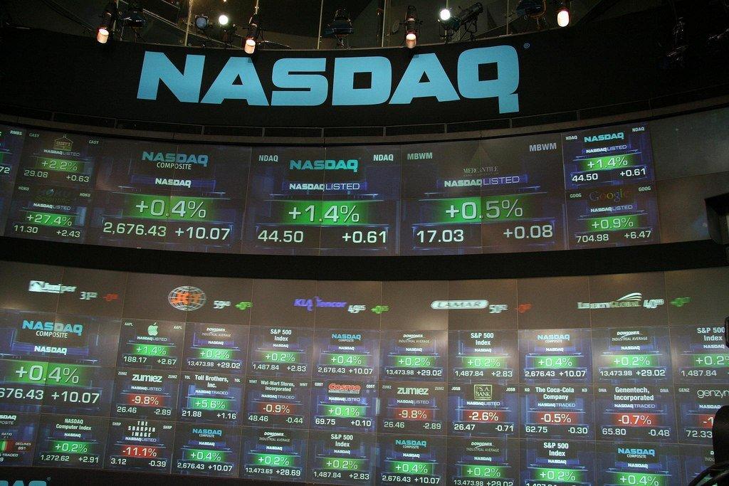 US stocks Nasdaq