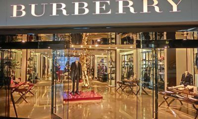 burberry admiralty HK