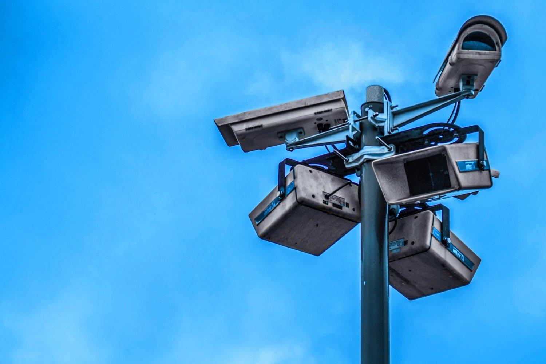 IP technology in surveillance