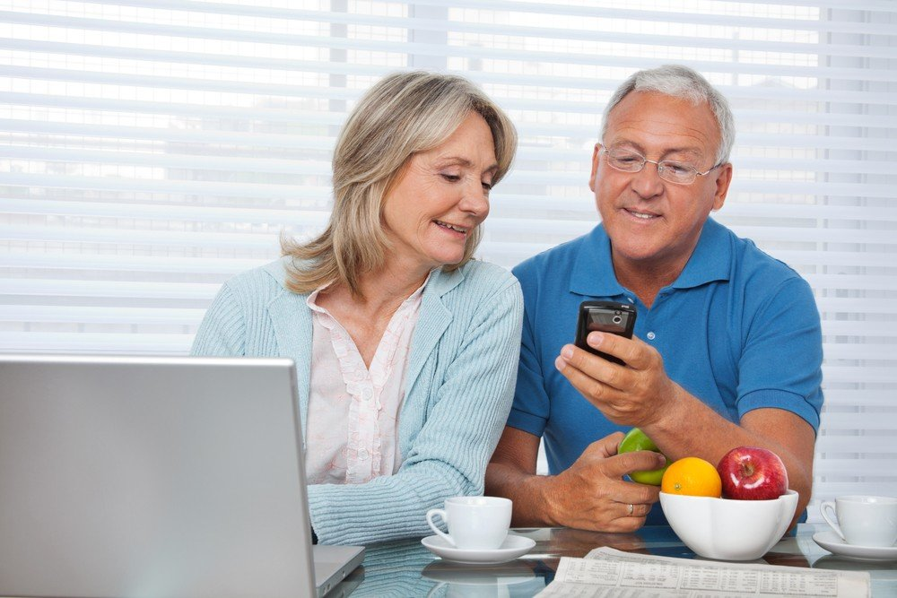 How are baby boomers adjusting to the digital tech trend?