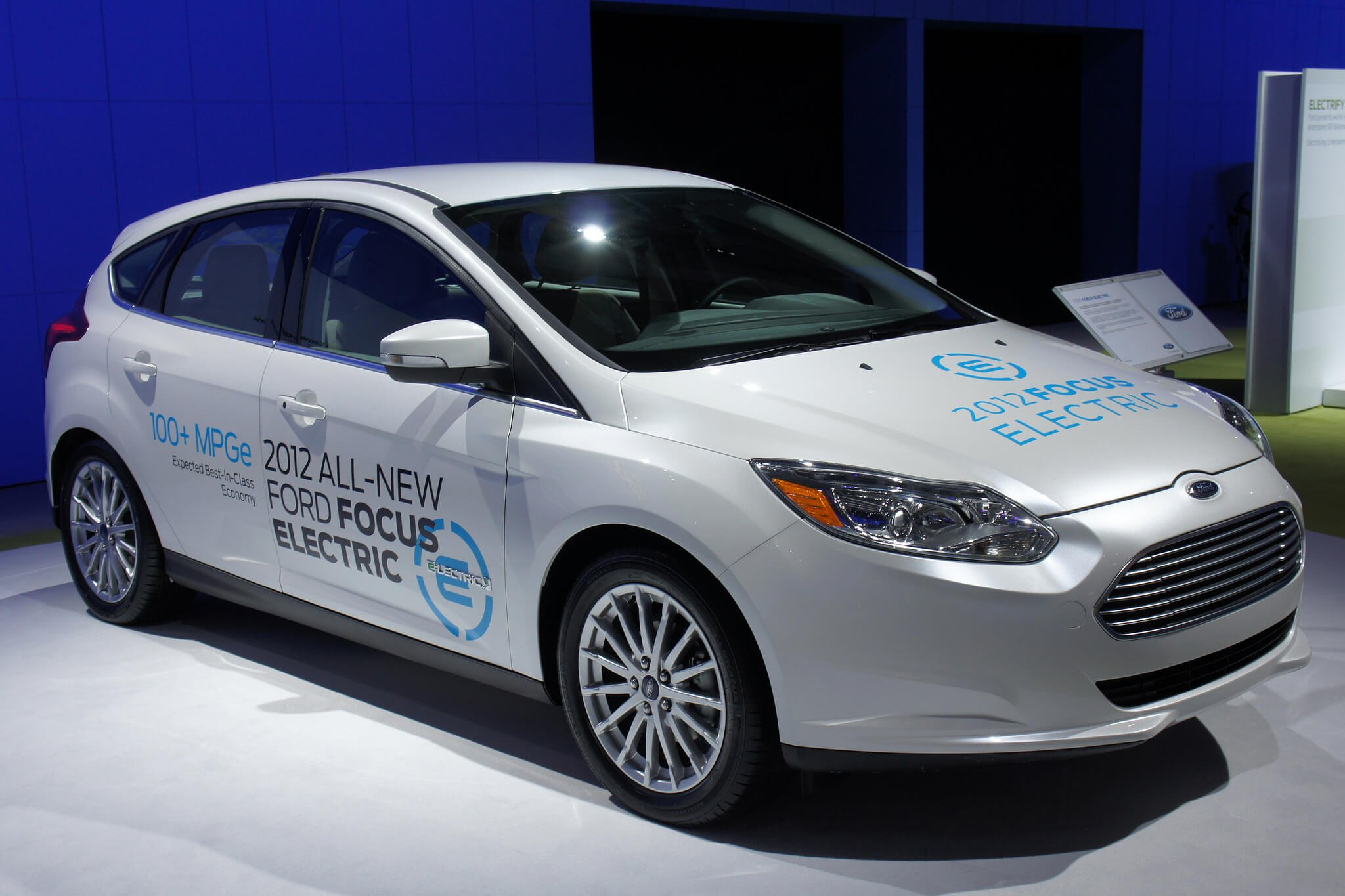 ford electric vehicle