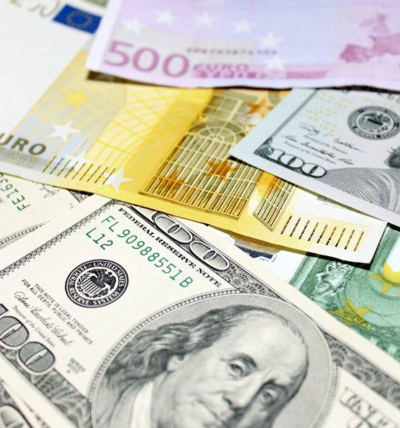 euro and usd