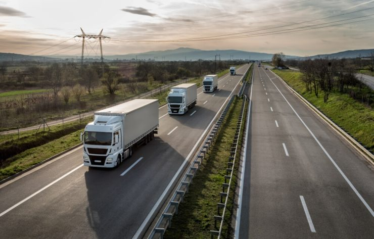 Where is the trucking industry now when it comes to hiring