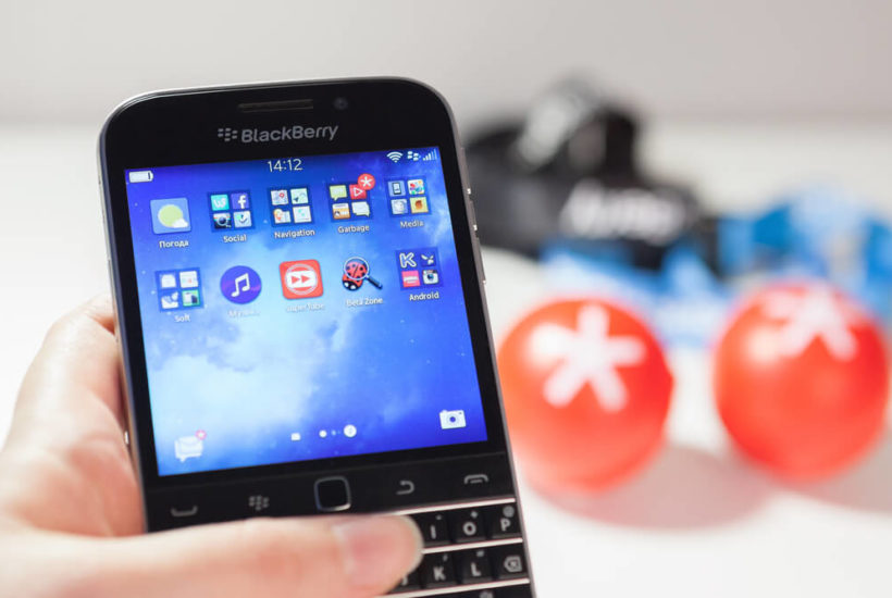 3 reasons why you should consider investing in Blackberry again