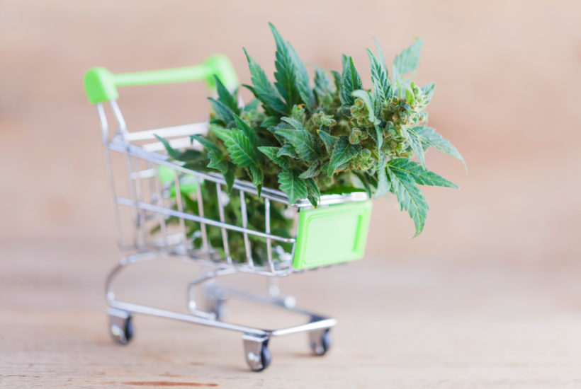 Cannabis companies on hyper-growth: MedMen Enterprises (OTC
