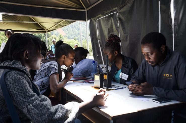 African startup enterpreneur
