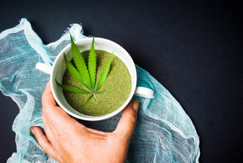 Cannabidiol in food: While CBD business is booming in