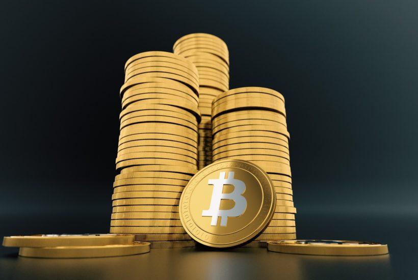 This picture represent a bitcoin pyramid scheme.s
