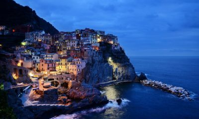 This picture show a place in Italy.