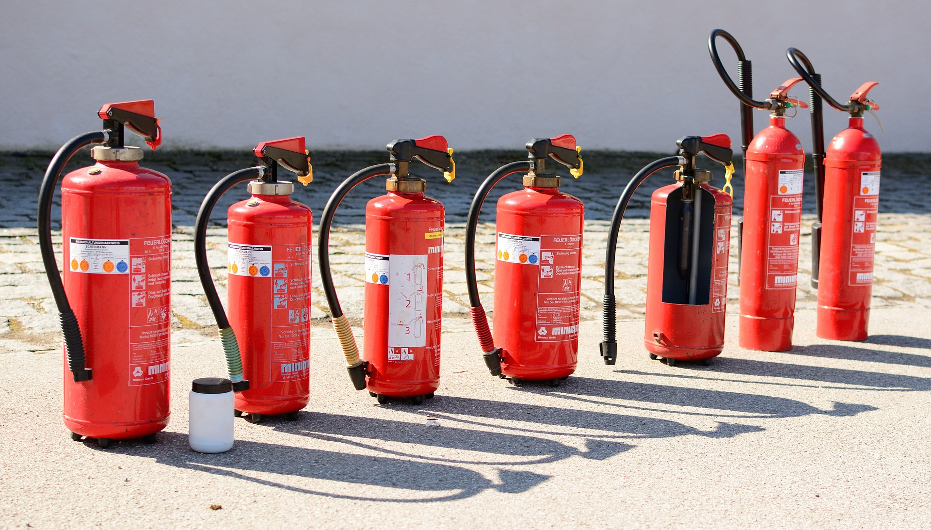 Why is workplace fire safety important?