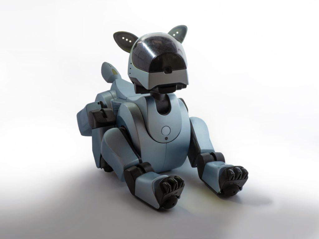 MarsCat, the robot cat in crowdfunding on Kickstarter