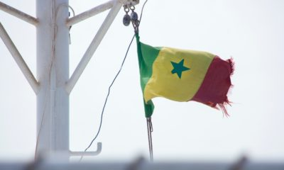 This picture show the Ghana's flag.