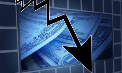 This picture represent the current economic crisis.