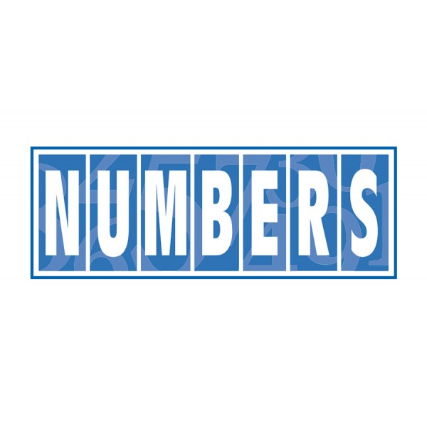 Numbers Evening