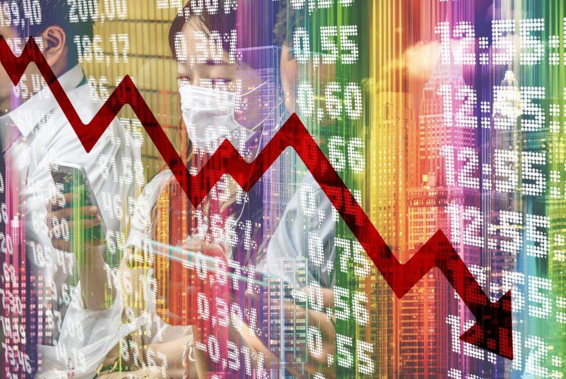 This picture represent an economic crisis.