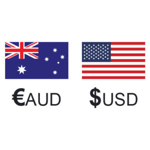 AUD USD exchange rate
