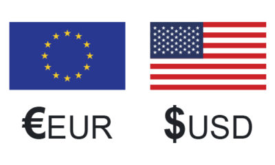 EUR USD exchange rate