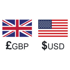 GBP USD exchange rate