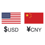 USD CNY exchange rate