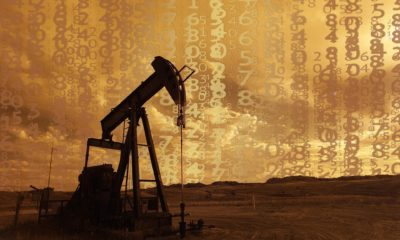 This picture represent the oil industry.
