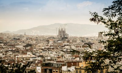This picture show the city of Barcelona.