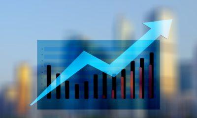 This picture represent good economic data.