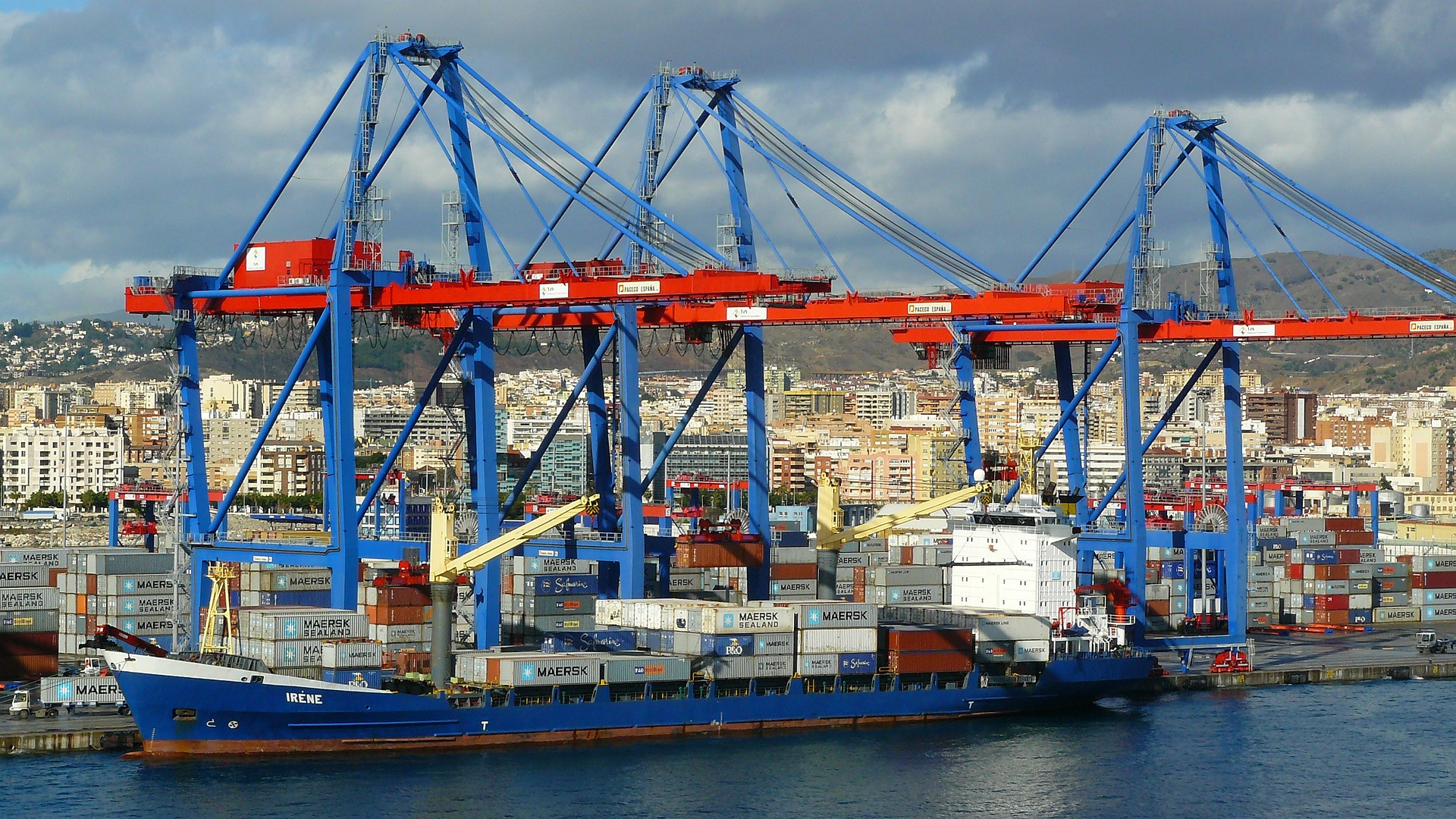 American seaports provide thousands of contracting opportunities