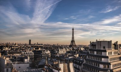This picture show the city of Paris.