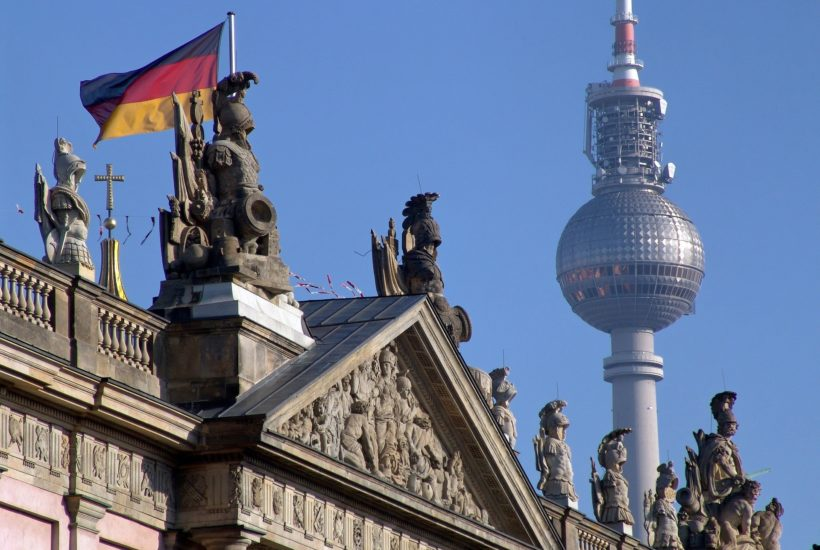 This picture show the city of Berlin.