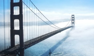 This picture show the Golden Gate bridge.