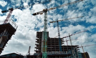 This picture show some construction projects.