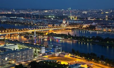 This picture show the city of Vienna.