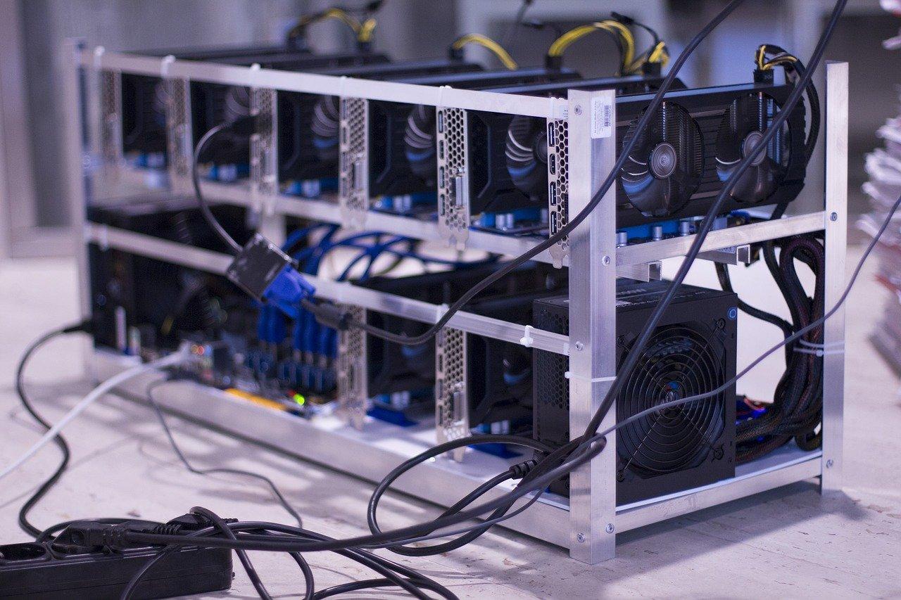 bitcoin mining nucleo)